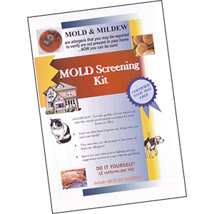 Mold Screening Kit